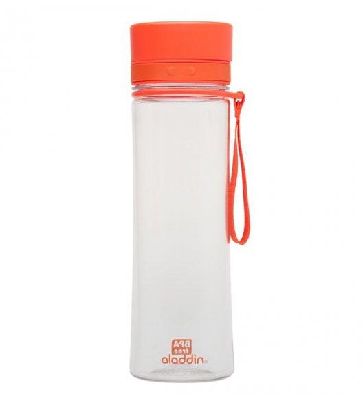 ALADDIN Butelka na wodę AVEO 0,6 l czerwona / FreeForm