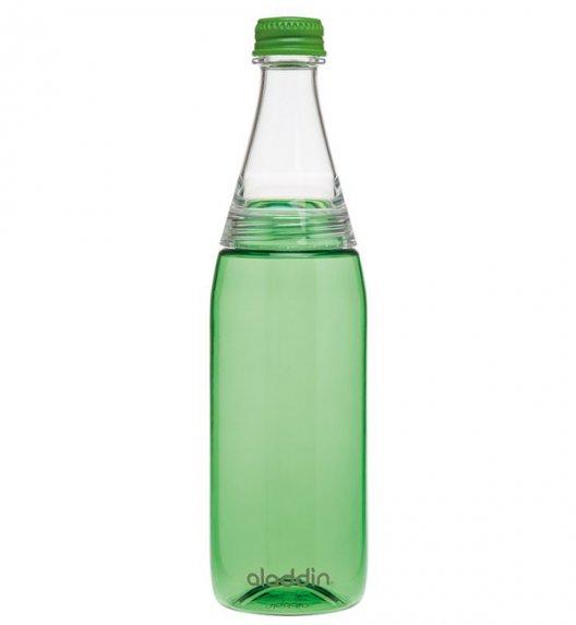 ALADDIN Butelka na zimne napoje z podwójną nakrętką CRAVE 0,7 l zielona / FreeForm