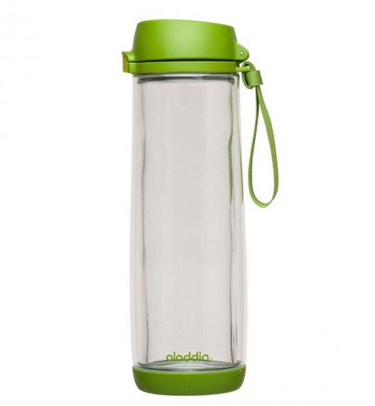 ALADDIN Szklana butelka na napoje GLASS LINED 0,53 l zielona / FreeForm