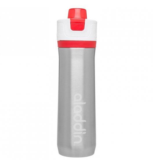 ALADDIN Butelka próżniowa stalowa na napoje ACTIVE HYDRATION 0,6 l czerwona / FreeForm
