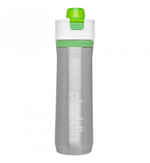 ALADDIN Butelka próżniowa stalowa na napoje ACTIVE HYDRATION 0,6 l zielona / FreeForm