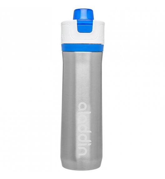 ALADDIN Butelka próżniowa stalowa na napoje ACTIVE HYDRATION 0,6 l niebieska / FreeForm
