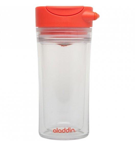 ALADDIN Kubek termiczny z zaparzaczem HOT BEVERAGE 0,35 l czerwony / FreeForm