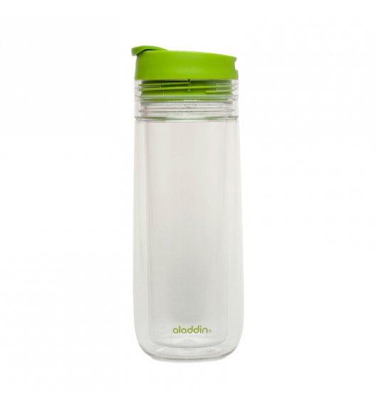 ALADDIN Kubek termiczny na herbatę HOT BEVERAGE 0,35 l zielony / FreeForm