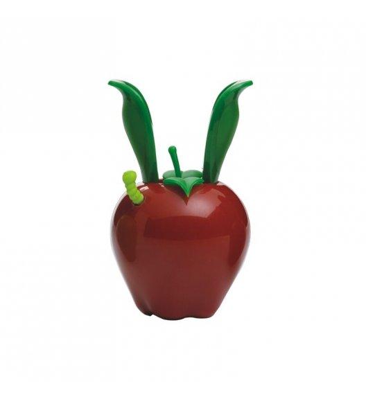 CHEF'N Młynek do pieprzu GARDEN VARIETY czerwone jabłko, 9 cm / FreeForm