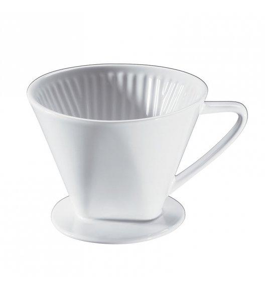 CILIO Porcelanowy filtr do kawy, rozmiar 4 / FreeForm