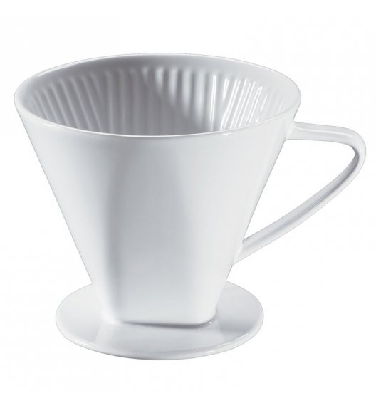 CILIO Porcelanowy filtr do kawy, rozmiar 6 / FreeForm