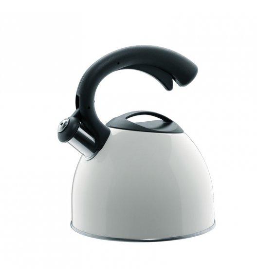 CILIO Czajnik z gwizdkiem COUNT biały 2,5 l indukcja / FreeForm