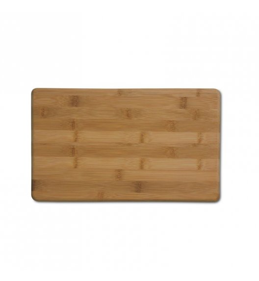 KELA Bambusowa deska do krojenia KATANA ciemna 34,5 × 20 cm / FreeForm