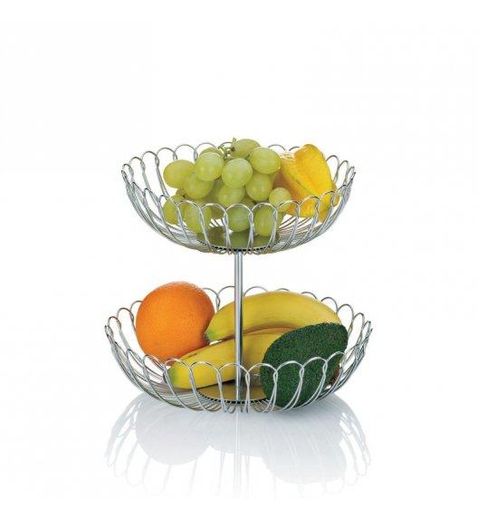 KELA Podwójna patera na owoce PRATO ⌀ 25 cm / FreeForm