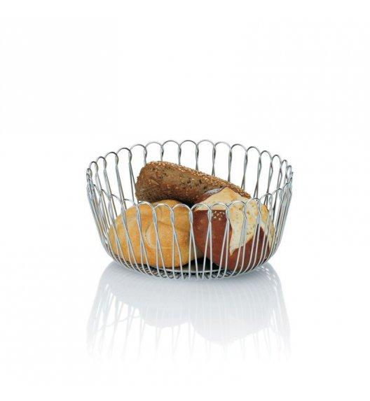 KELA Stalowy kosz na owoce lub pieczywo PRATO ⌀ 21,5 cm / FreeForm