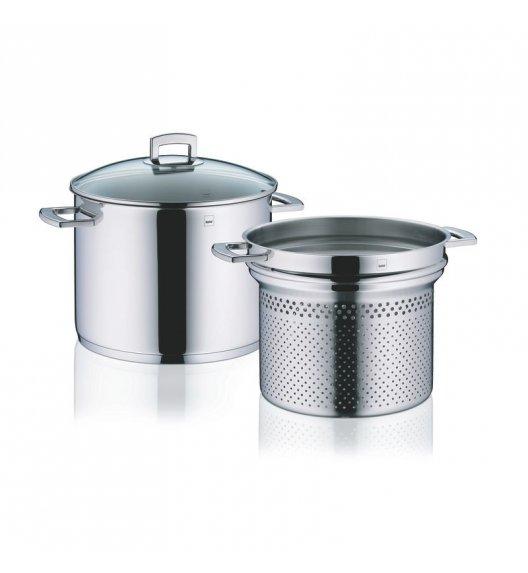 KELA EDITION Garnek 8,0 l do gotowania makaronu ⌀ 24 cm / indukcja / FreeForm