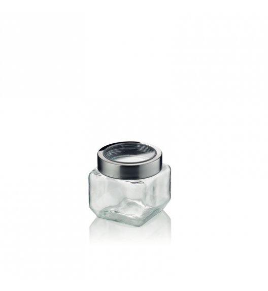 KELA Pojemnik szklany SIRO 0,75 l szary / FreeForm