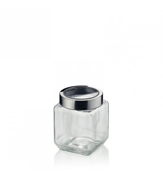 KELA Pojemnik szklany SIRO 1,0 l szary / FreeForm