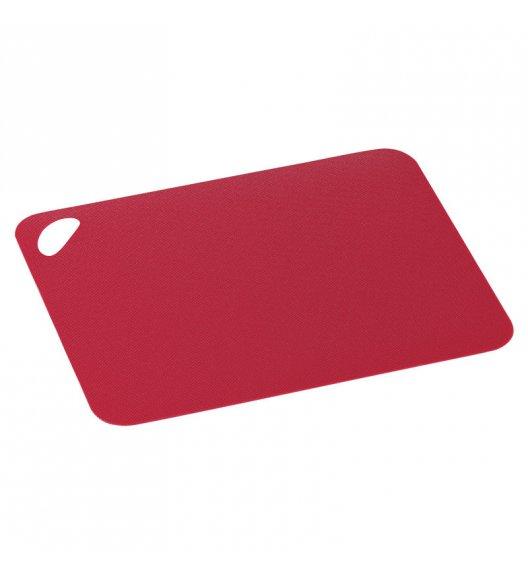 ZASSENHAUS Elastyczna deska do krojenia 38 x 29 cm, czerwona / FreeForm