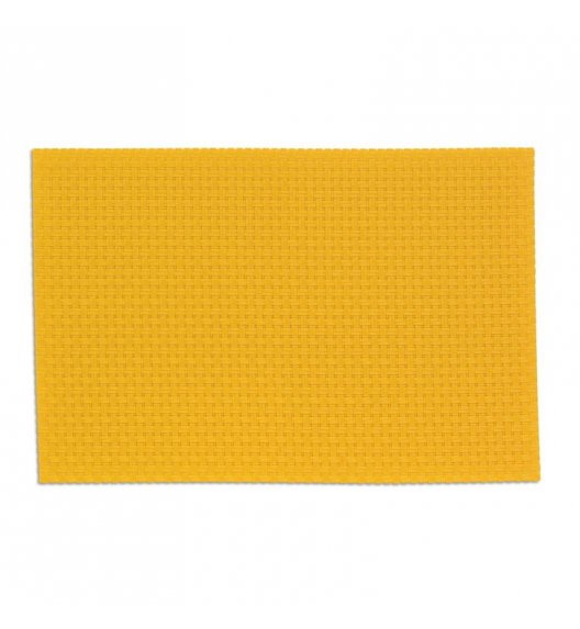 KELA Podkładka na stół PLATO 45 x 30 cm żółta / FreeForm