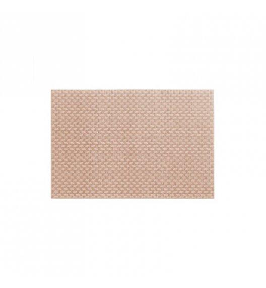KELA Podkładka na stół PLATO 45 x 30 cm piaskowa / FreeForm