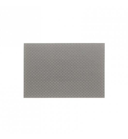 KELA Podkładka na stół PLATO 45 x 30 cm jasnoszara / FreeForm
