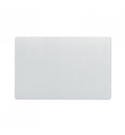 KELA Podkładka na stół CALINA 43,5 x 28,5 cm biała / FreeForm