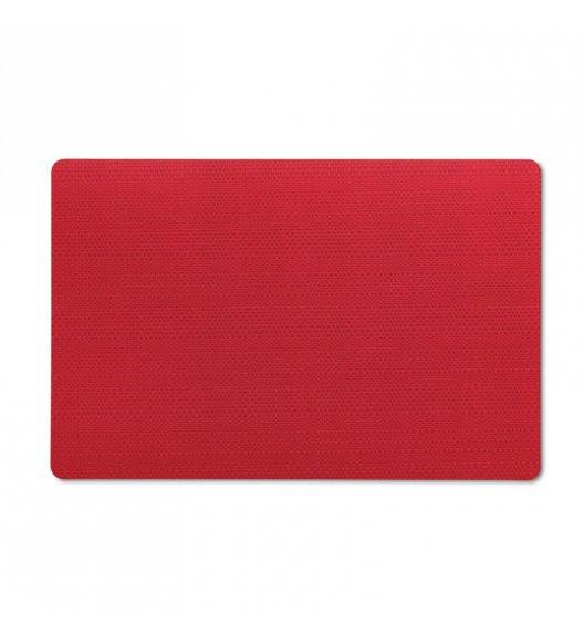 KELA Podkładka na stół CALINA 43,5 x 28,5 cm czerwona / FreeForm