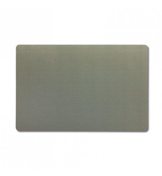 KELA Podkładka na stół CALINA 43,5 x 28,5 cm brązowoszara / FreeForm