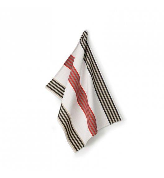 KELA Ściereczka kuchenna TABEA CUPS 70 x 50 cm, kolorowe pasy / FreeForm