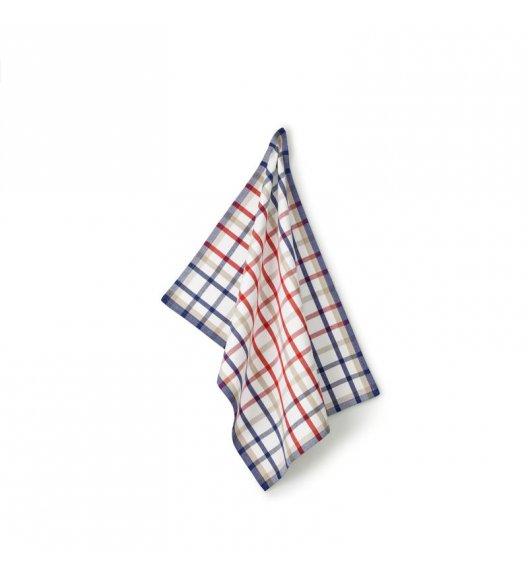 KELA Ściereczka kuchenna FRIDA 70 x 50 cm, kratka / FreeForm