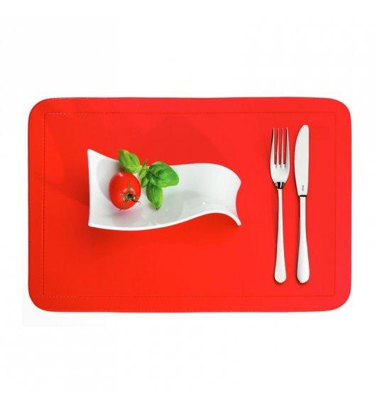 KELA Podkładka na stół UNI czerwona / FreeForm