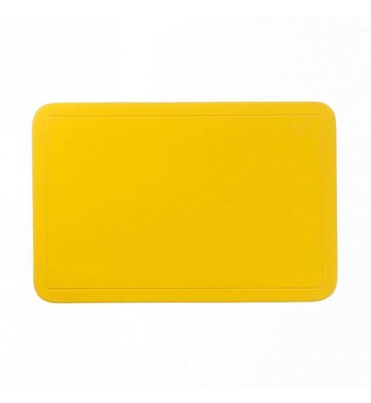 KELA Podkładka na stół UNI żółta / FreeForm