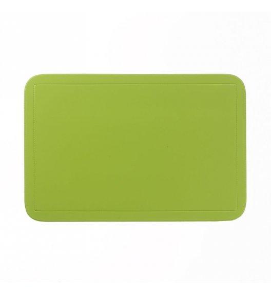 KELA Podkładka na stół UNI limonkowa / FreeForm