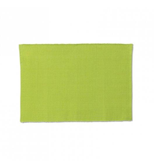 KELA Bawełniana podkładka na stół PUR 48 x 33 cm, zielona / FreeForm
