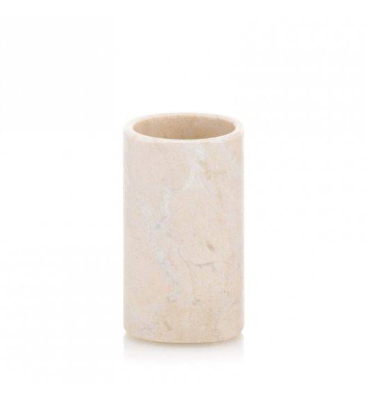 KELA Marmurowy kubek łazienkowy MARBLE marmur karraryjski / FreeForm