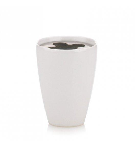 KELA Ceramiczny stojak na szczoteczki do zębów LIMA / FreeForm
