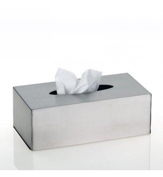 KELA Pojemnik na chusteczki higieniczne CLEAN stal nierdzewna / FreeForm