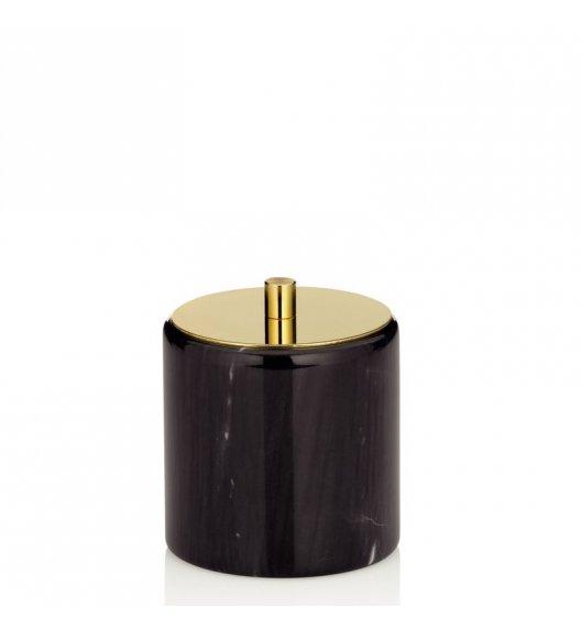 KELA Marmurowy pojemnik na płatki kosmetyczne LIRON / FreeForm