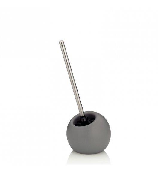 KELA Ceramiczny zestaw toaletowy MARA szary / FreeForm