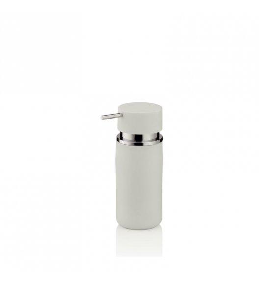 KELA Ceramiczny dozownik na mydło w płynie PER biały / FreeForm