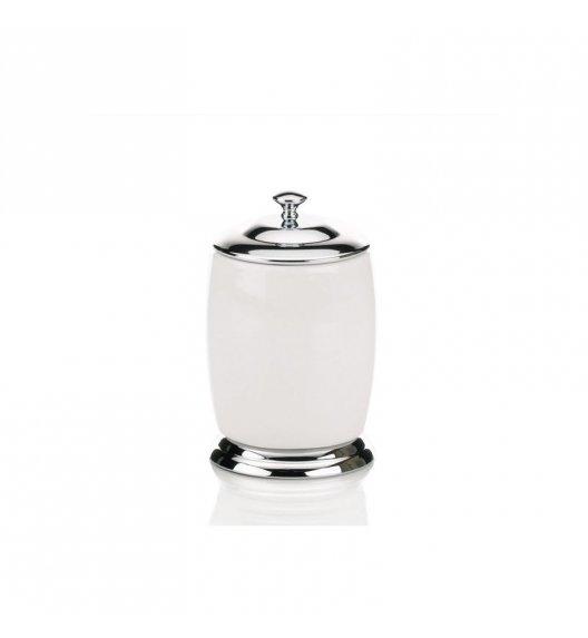 KELA Ceramiczny pojemnik na płatki kosmetyczne SCARLETT / FreeForm