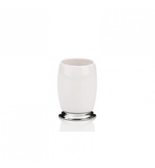 KELA Ceramiczny kubek łazienkowy SCARLETT / FreeForm