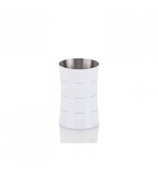 KELA Stalowy kubek łazienkowy AMINA & IMARA biały / FreeForm