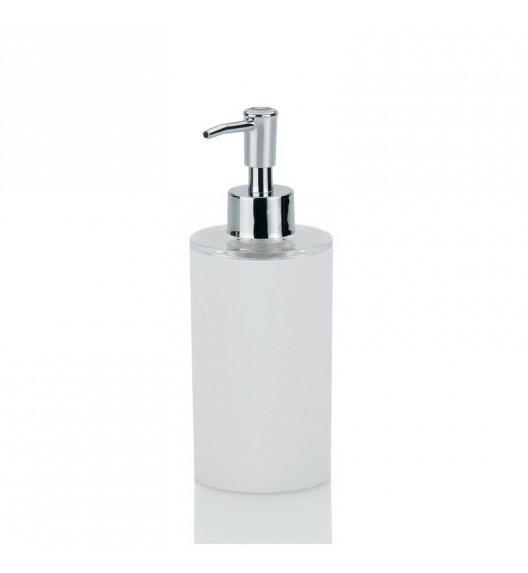 KELA Dozownik na mydło w płynie SKY biały / FreeForm