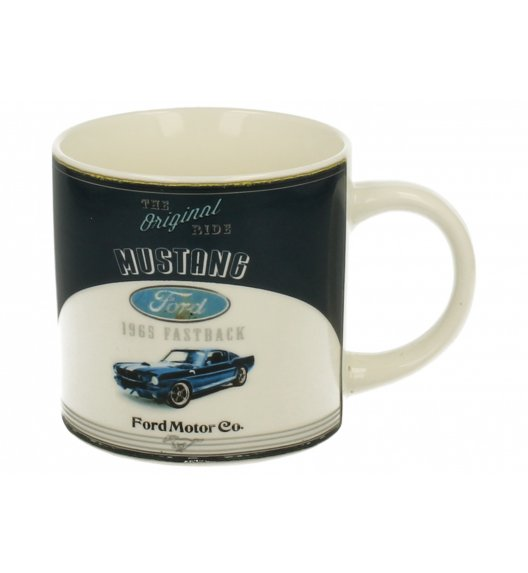 DUO RETRO CAR B Kubek 430 ml / Porcelana