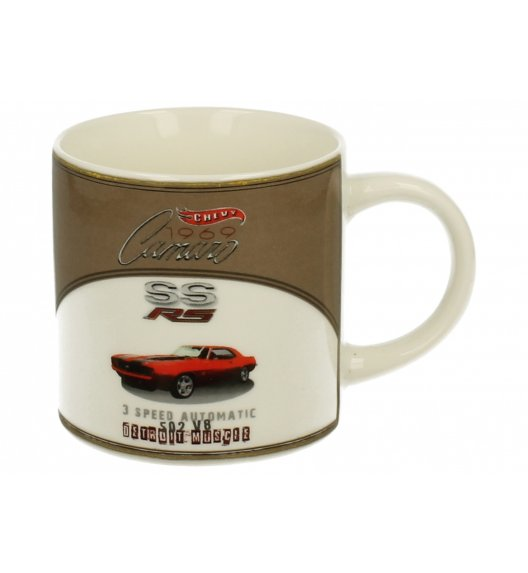 DUO RETRO CAR C Kubek 430 ml / Porcelana