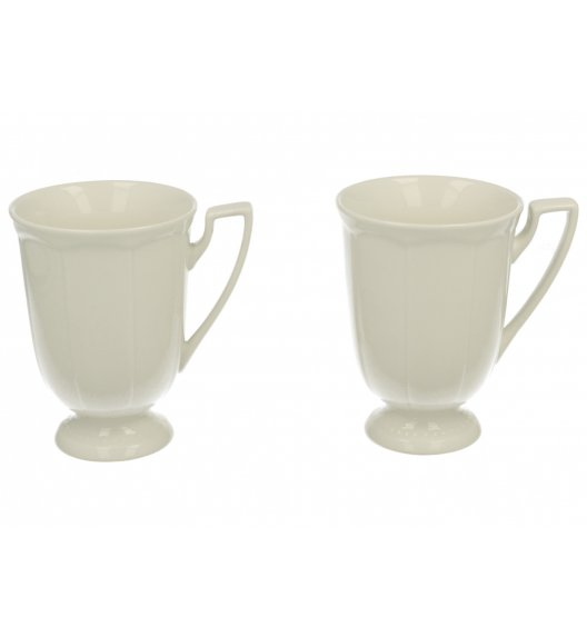 DUO CASSETTE Komplet 2 kubków 300 ml / porcelana