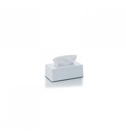 KELA Pojemnik na chusteczki higieniczne PANNO biały / FreeForm