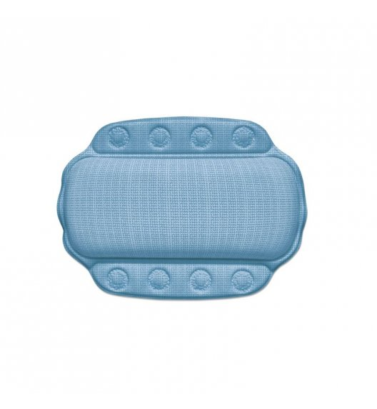 KELA Poduszka kąpielowa KRETA niebieska / FreeForm
