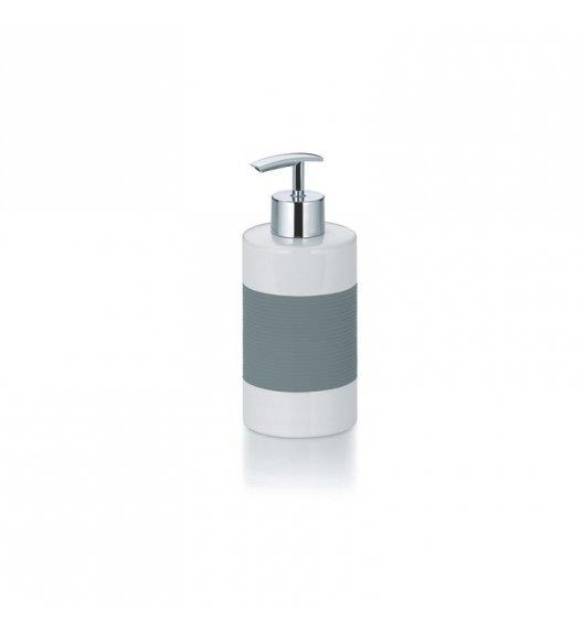 KELA Ceramiczny dozownik na mydło LALETTA szary / FreeForm