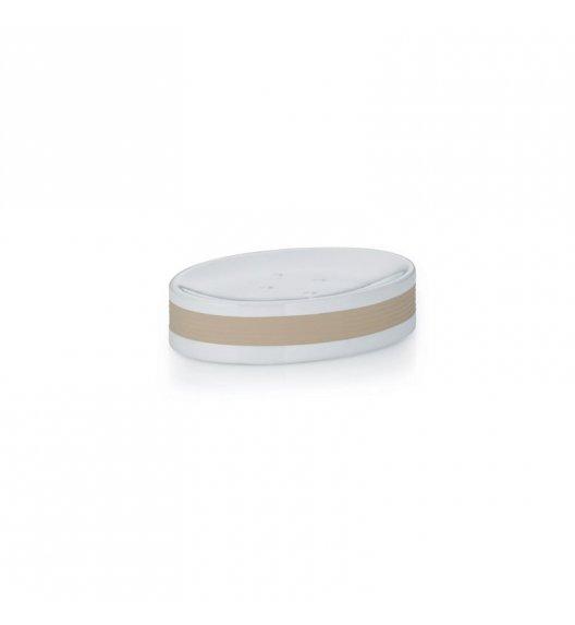 KELA Ceramiczna mydelniczka LALETTA beżowa / FreeForm