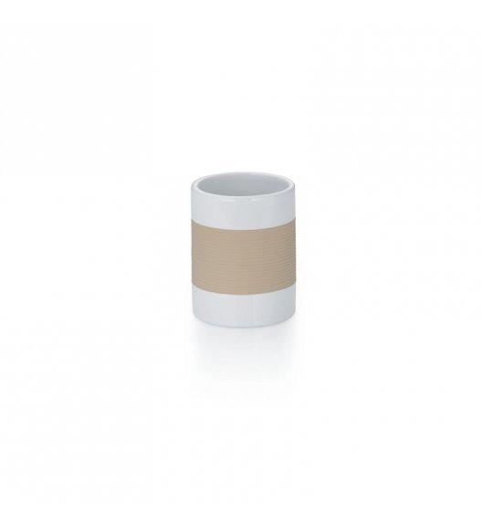 KELA Ceramiczny kubek łazienkowy LALETTA beżowy / FreeForm