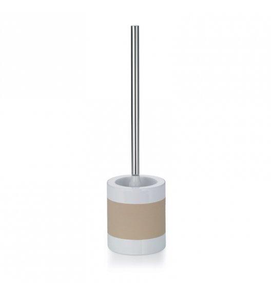 KELA Ceramiczny zestaw do WC LALETTA beżowy / FreeForm